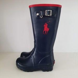 Polo Ralph Lauren Kids rain boot (Toddler)